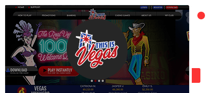 This Is Vegas Casino bonus top 10 casinos