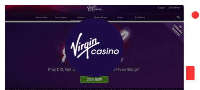 bonus virgin casino