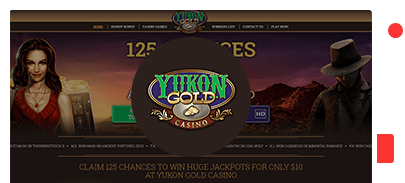 bonus top 10 casinos yukon gold