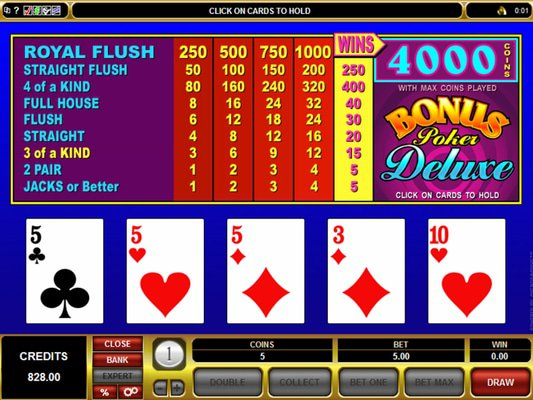 Sunvegas Casino software screenshot