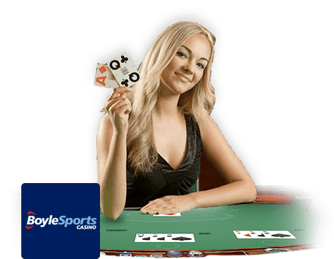 Boyle Casino Live Dealers