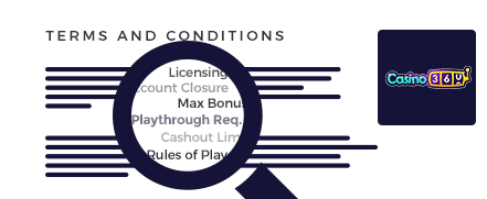 Casino360 Terms and Conditions