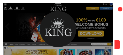 Casino King Bonus