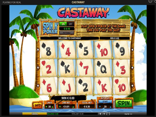 BET AT Casino software screenshot