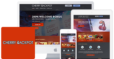 Cherry Jackpot Casino Mobile