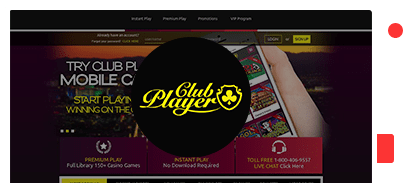 Club Player Casino Bonus