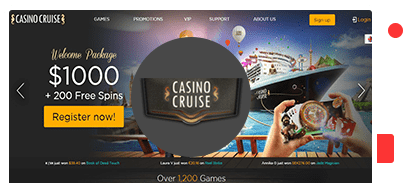 Bonus Casino Cruise