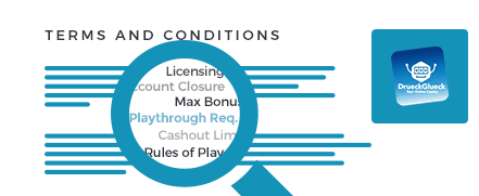 drueck glueck casino top 10 terms and conditions