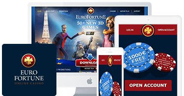 Eurofortune casino bonus