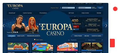 Europa Casino Best 2021 Free Spins And Welcome Bonus Review