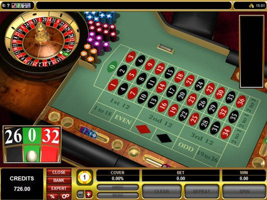 Mate Casino software screenshot