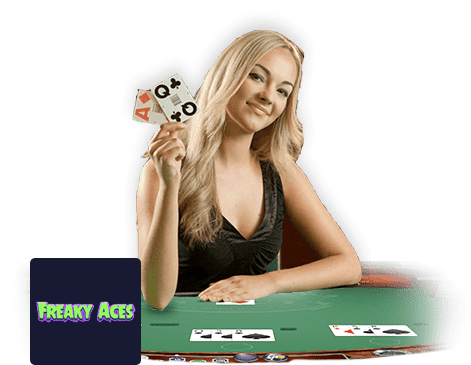 Freaky Aces Casino Live Dealers