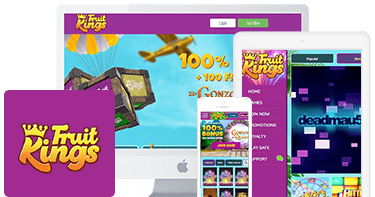 FruitKings Casino Mobile