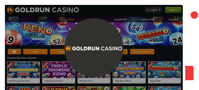 GoldRun Casino Bonus