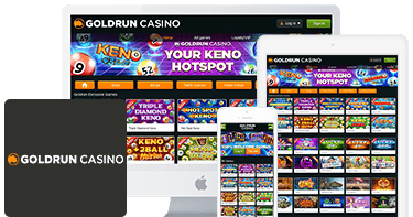 GoldRun Casino Mobile