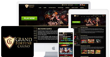 Grand Fortune Casino Mobile