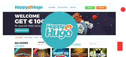 Happy Hugo Casino Bonus