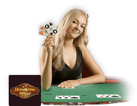High Noon Casino Live Dealers