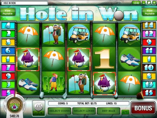 This Is Vegas Casino software screenshot
