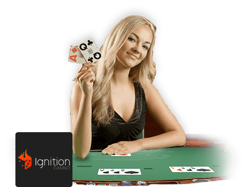 Ignition Casino Live Dealers