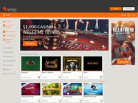Ignition Casino website screenshot