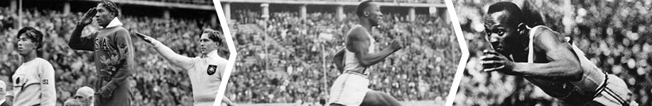 Jesse Owens and the Berlin Olympics
