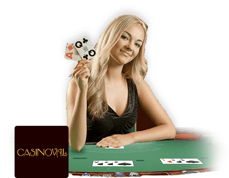 Casinoval Casino live dealer top 10 casinos