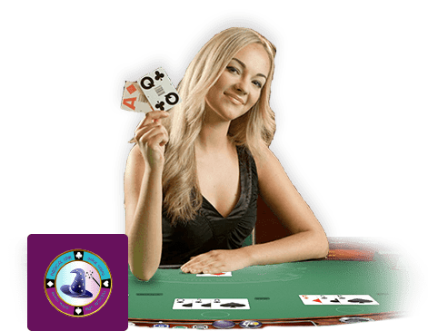 Magical Spin Casino top 10 live dealer