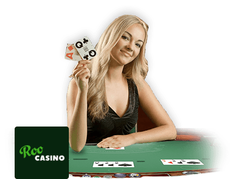 Roo Casino live dealer