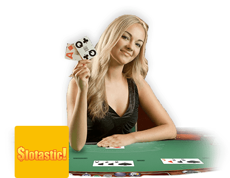 Slotastic Casino live dealer