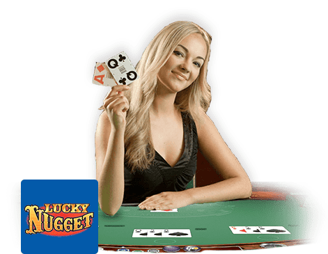 Lucky Nugget Casino Live Dealers
