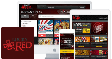 Lucky Red Casino Mobile