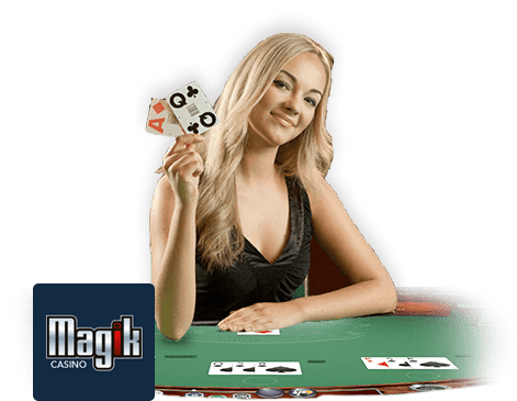 Magik Casino Live Dealers