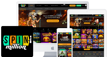 Spin Million Casino Top 10 Mobile