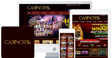 Casinoval Casino mobile top 10 casinos