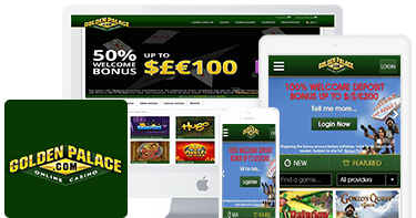 Golden Palace Casino mobile