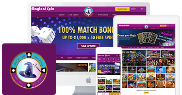 Magical Spin Casino top 10 mobile