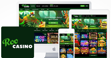 Roo Casino mobile