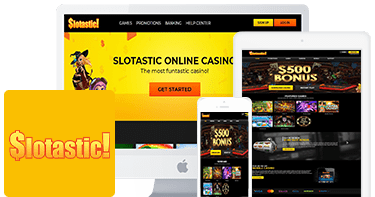Slotastic Casino mobile