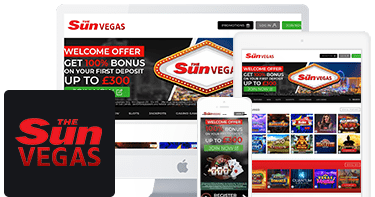 Sunvegas Casino mobile top 10 casinos