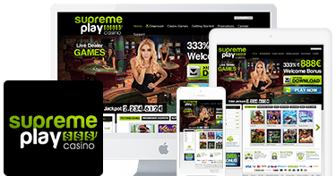 Supreme Play Casino mobile top 10 casinos