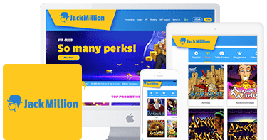 Jackmillion Casino Mobile