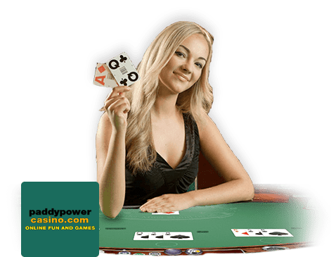 Paddy Power Casino Live Dealers