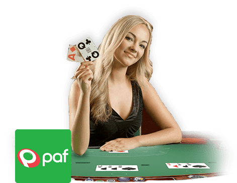 Paf Casino Live Dealers