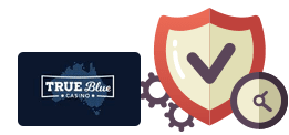 true blue casino top 10 player safety