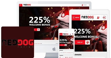 Red Dog Casino Mobile