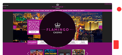 Royal Flamingo Casino Bonus