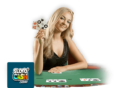 Sloto Cash Casino Live Dealers