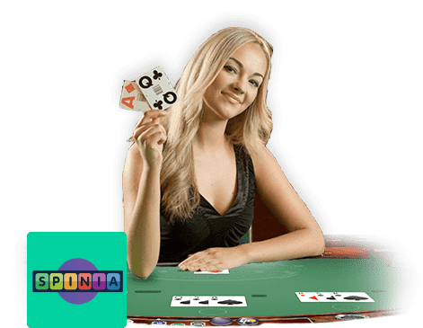 Spinia Casino Live Dealers