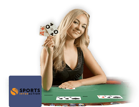 Sports Interaction Casino Live Dealers